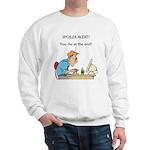 The Angriest Programmer Sweatshirt