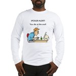 The Angriest Programmer Long Sleeve T-Shirt