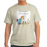 The Angriest Programmer Light T-Shirt