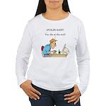 The Angriest Programme Women's Long Sleeve T-Shirt