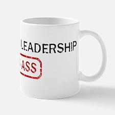 EDUCATIONAL LEADERSHIP kicks  Mug