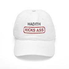 HADITH kicks ass Baseball Cap