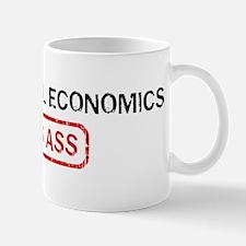 AGRICULTURAL ECONOMICS kicks  Mug