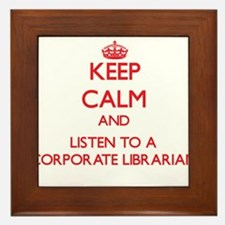 Keep Calm and Listen to a Corporate Librarian Fram