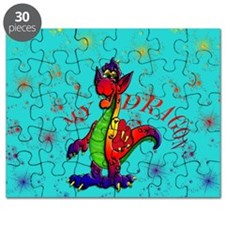 My Dragon Puzzle