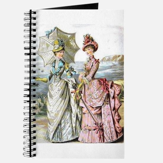 Duo of Victorian Ladies Journal