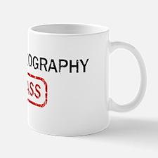 ECONOMIC GEOGRAPHY kicks ass Mug