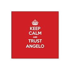 Trust Angelo Sticker