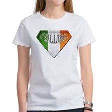 Collins Irish Superhero Tee