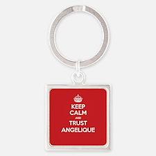 Trust Angelique Keychains