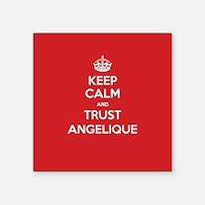 Trust Angelique Sticker