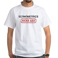 ECONOMETRICS kicks ass Shirt