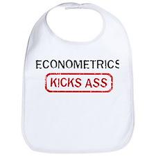 ECONOMETRICS kicks ass Bib