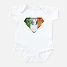 Connolly Irish Superhero Infant Bodysuit