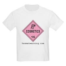 Cosmetics Kids T-Shirt