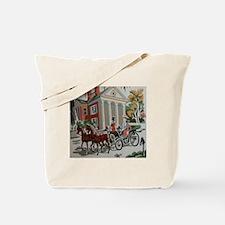 Southern Romantic Drive Tote Bag