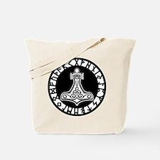 Mjolnir Tote Bag
