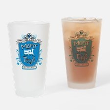 Island of Misfit Toys Drinking Glass