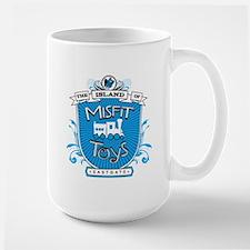 Island of Misfit Toys Mugs