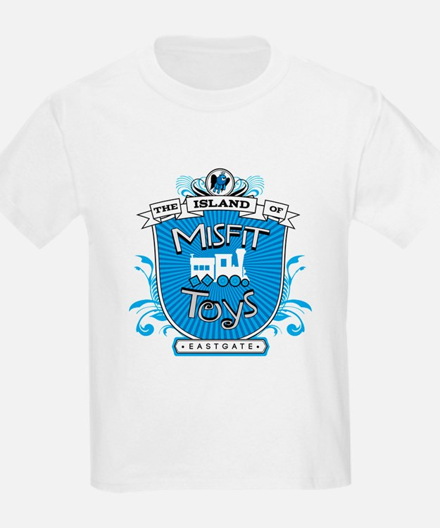 Island of Misfit Toys T-Shirt