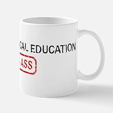 ADAPTED PHYSICAL EDUCATION ki Mug
