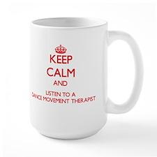 Keep Calm and Listen to a Dance Movement arapist M