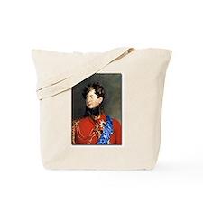 Prince Regent King George IV Tote Bag
