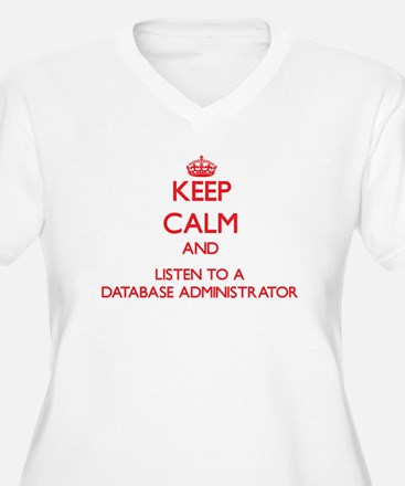 Keep Calm and Listen to a Database Administrator P