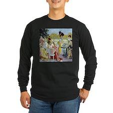 Regency Ladies Tea Party Long Sleeve T-Shirt