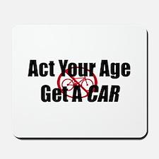 Get A Car Mousepad