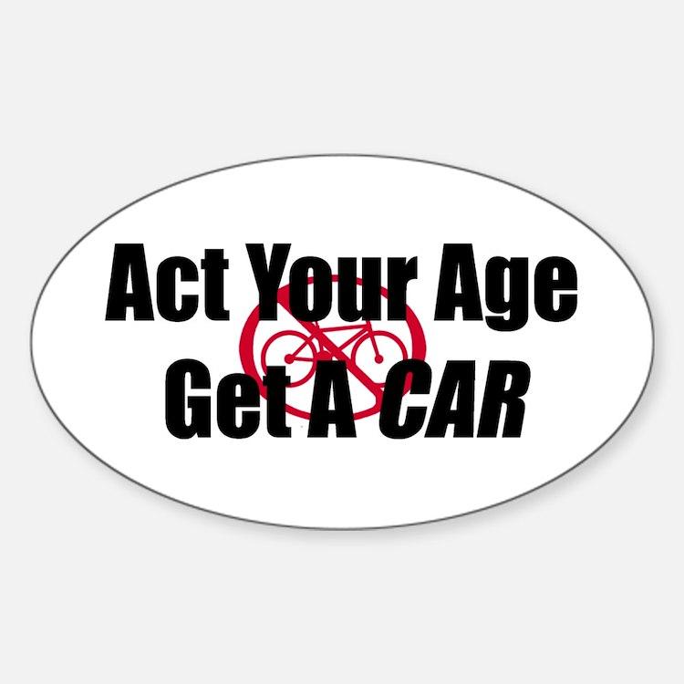 Get A Car Decal