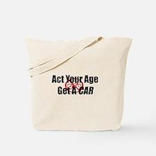 Get A Car Tote Bag