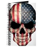 Skull Journals & Spiral Notebooks