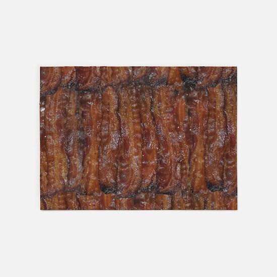 Bacon 5'x7'Area Rug