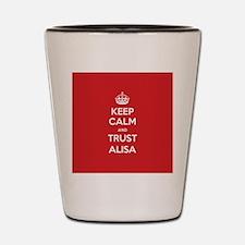 Trust Alisa Shot Glass