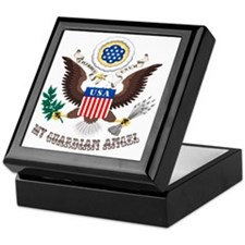 My Guardian Angel Series Keepsake Box