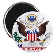 My Guardian Angel Series Magnet
