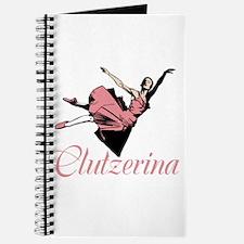 Clutzerina the Graceful Journal