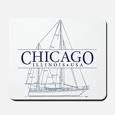 Chicago - Mousepad