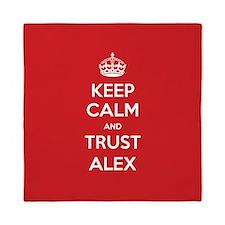 Trust Alex Queen Duvet
