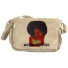 Natural Attitude Messenger Bag