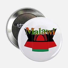 """Malawi Ribbon 2.25"""" Button"""
