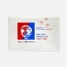 50th Anniversary Fireworks Magnets
