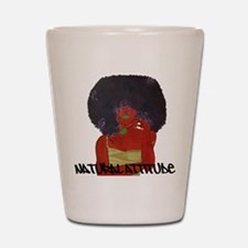 Natural Attitude Shot Glass
