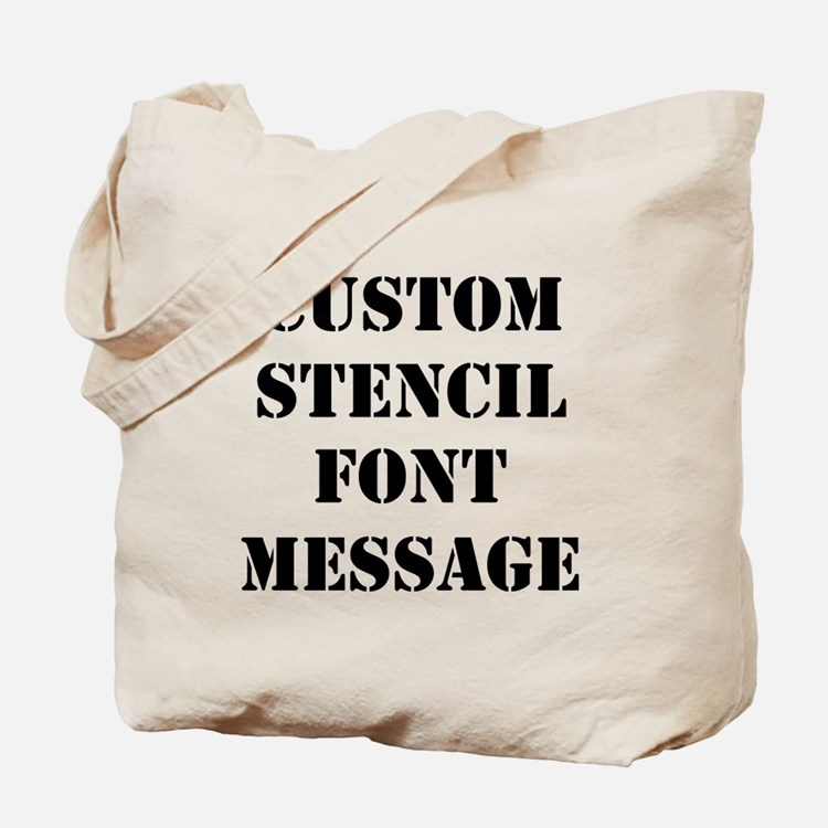 stencil font accessories bags clothing accessories jewelry and more. Black Bedroom Furniture Sets. Home Design Ideas