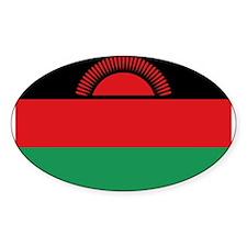 malawi flag Decal