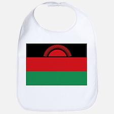 malawi flag Bib