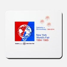 50th Anniversary Fireworks Mousepad