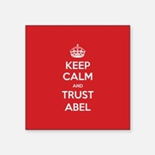 Trust Abel Sticker