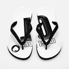 Must Love OT Flip Flops
